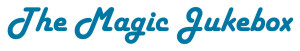 Magic Jukebox logo blue